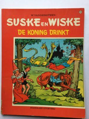 105 De Koning drinkt