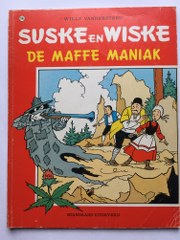 166 De maffe maniak