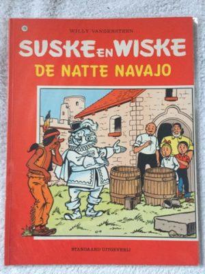 196 De natte Navajo
