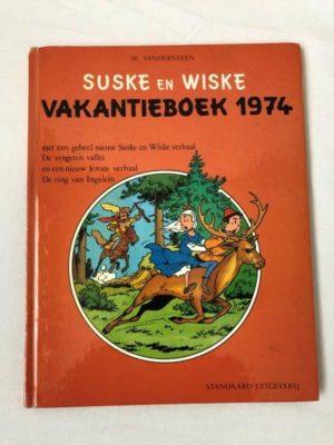 Vakantieboek 1974
