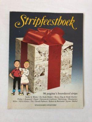 Stripfeestboek