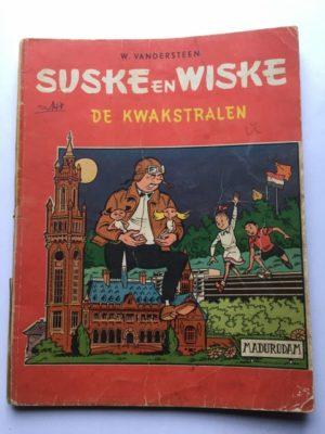 47 De Kwakstralen Vlaamse uitgave