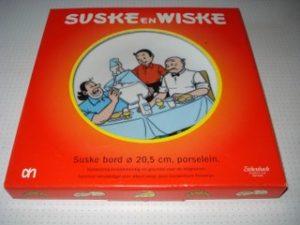 AH bord Suske + doos