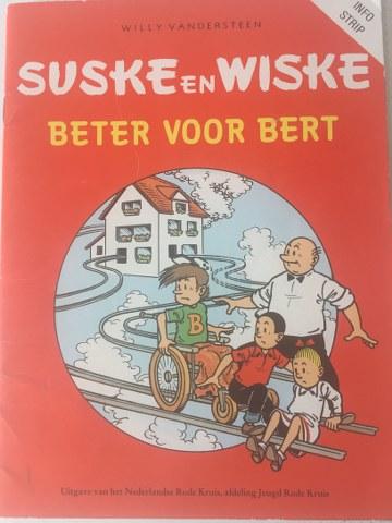 Beter voor Bert Info strip Rode Kruis_