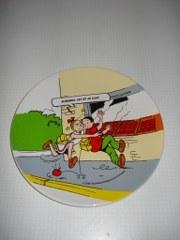 Bord Fruitmasters Suske en Wiske