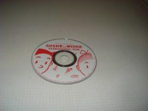 CD Suske en Wiske Verrassings -rom 1