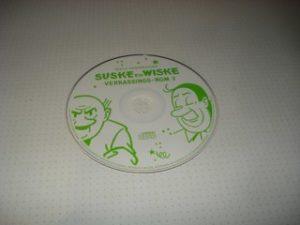 CD Suske en Wiske Verrassings rom 2