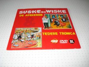 DVD De Apekermis en Tedere Tronica