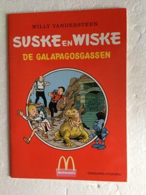De Galapagosgassen McDonald's