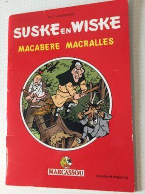 De macaber Marcralles Marcassou