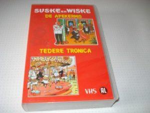 VHS De apekermis en Tedere tronica