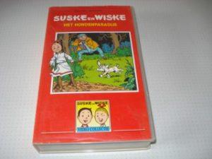 VHS Het hondenparadijs