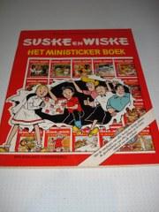 Het mini stickerboek min 36 stickers_