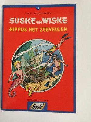 Hippus het zeeveulen A6 Dash