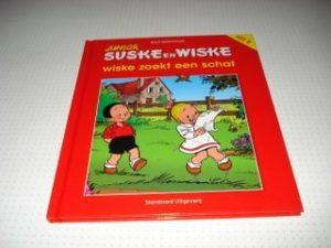 Junior S&W Wiske zoekt een schat HC