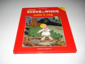 Junior Suske is weg