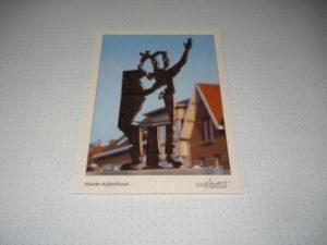 Van Leers Heide -Kalmthout S&W Standbeeld