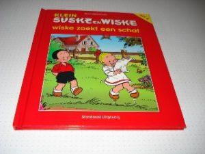 Klein S&W AVI 2 Wiske zoekt een schat