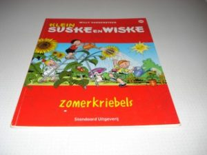 Klein Suske en Wiske 14