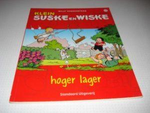 Klein Suske en wiske 12