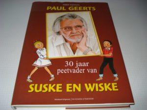 Paul Geerts 30 jaar