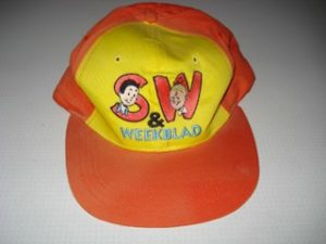 Cap S&W weekblad