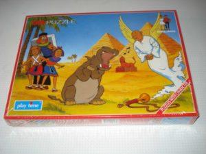 Play Time Neushoorn en Lambik