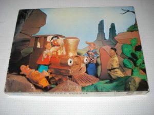Clipper puzzel (5) De gouden locomotief