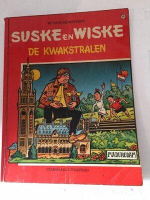 Rode reeks eerste druk (99) De Kwakstralen