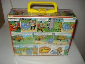 School Koffertje (1) Lambik met kinderwagen