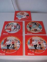 Set a 5 singles van Knorr