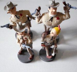 Texasrakkers Stripmysterie Compleet