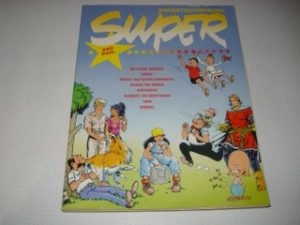Super vakantiestripboek 240 pag.