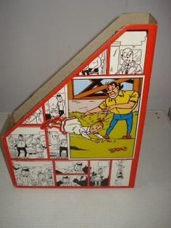 Boek Houder voor strips