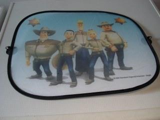 Auto Zonnescherm Texas rangers_