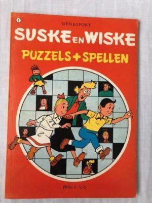 Denksport Suske en Wiske