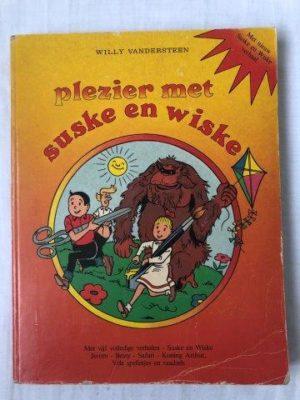 Plezier met Suske en Wiske
