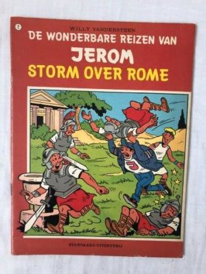 Jerom Storm over Rome (2)