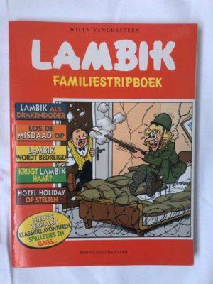 Lambik Familiestripboek (1998)