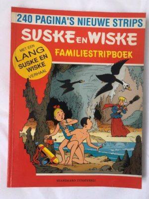 Suske en Wiske: Witte Zwanen Zwarte Zwanen