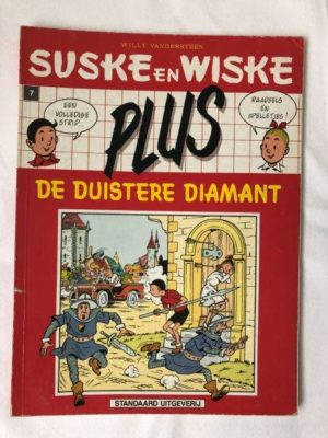 Plus 07 De Duistere Diamant