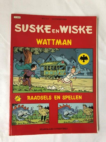 71 Plus Wattman