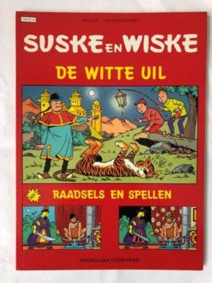 134 Plus De Witte Uil