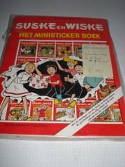 Het ministickerboek compleet
