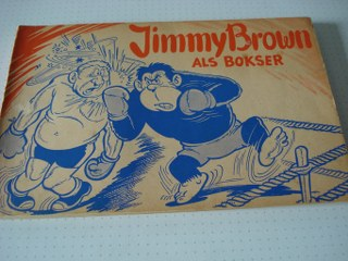 JB als bokser