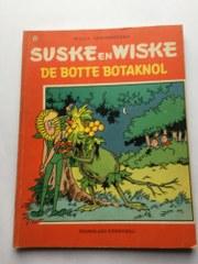 185 De botte botaknol (sticker)