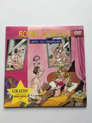 DVD Rooie oortjes