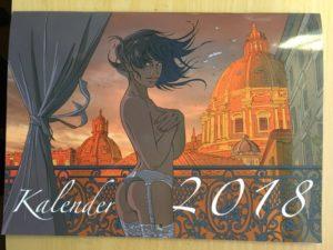 Kalender 2018 Jim Bamboo