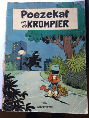 Poezekat en de Krompier