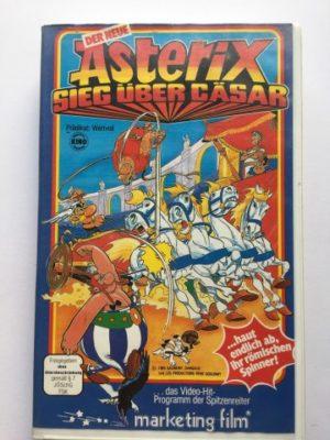 VHS Asterix Sieg uber Casar